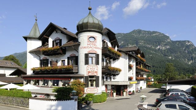 Wellnesshotel Staudacherhof